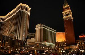 De compras en Las Vegas