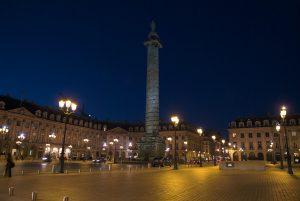 París. Place Vendòme.