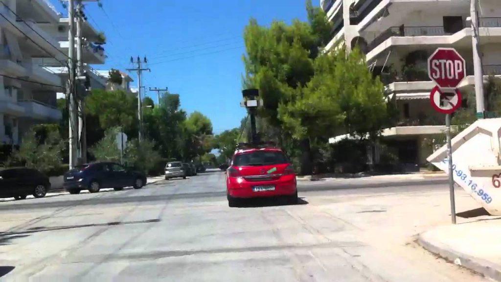 Auto-en-Atenas