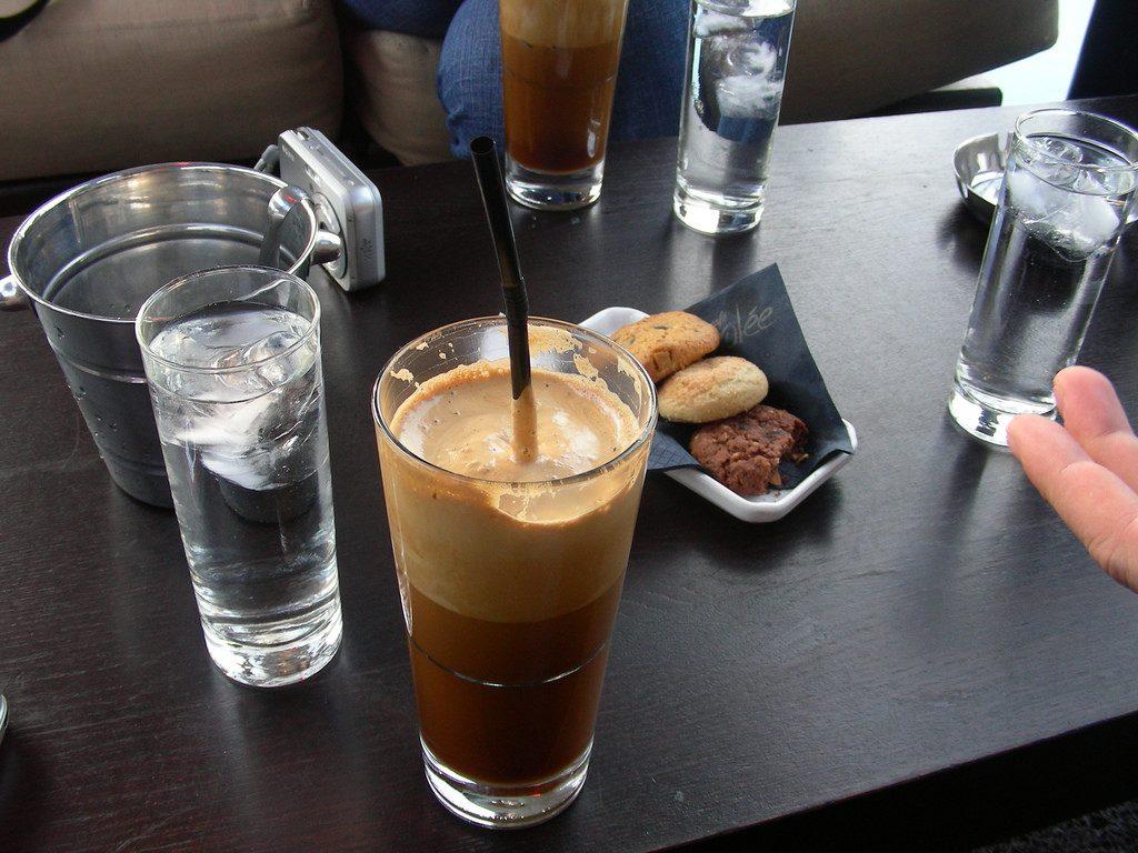Cafe-frape