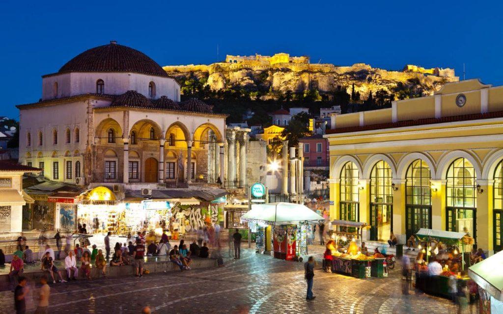 Calle-Monastiraki