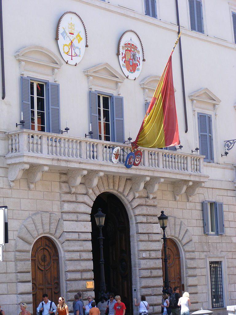 Embajada-de-Espana-en-la-Santa-Sede