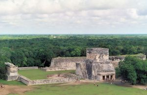 Centro ceremonial de Chichén Itzá