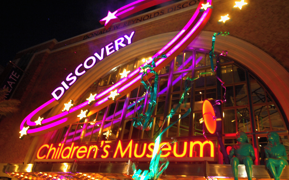 Museo Discovery Children's