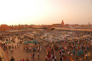 Plaza-de-Jamaa-Marrakech