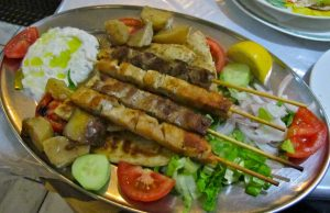 Gastronomía de Atenas