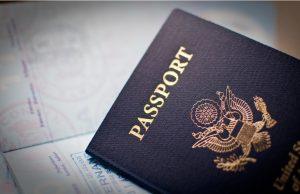Pasaporte y visado para entrar a Estados Unidos