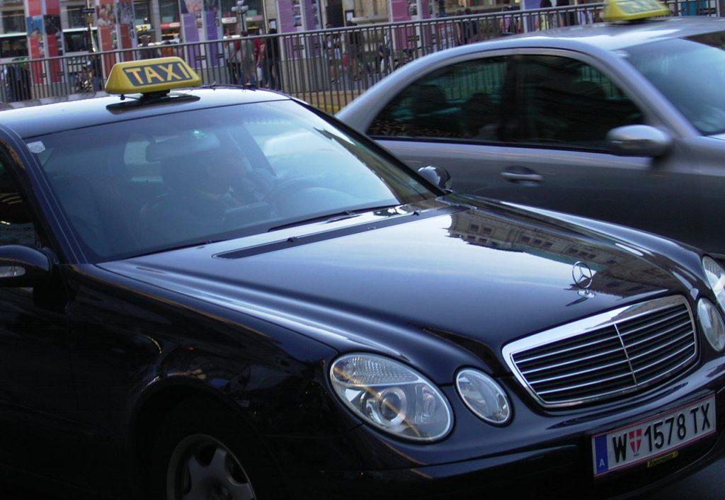 taxis-de-viena