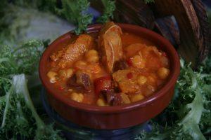 La escudella es un plato muy consumido en Barcelona.