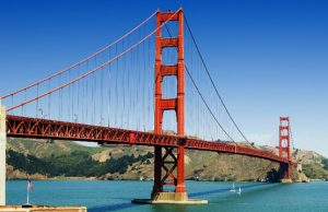 Maravilla arquitectónica: el Puente Golden Gate
