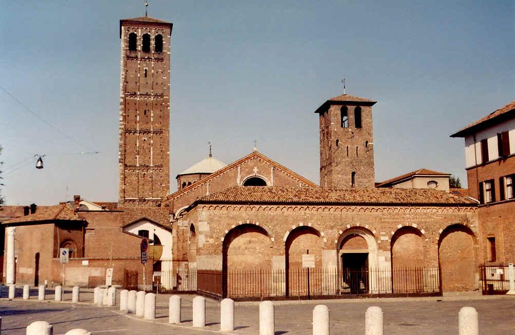 basilicadesanambrosio