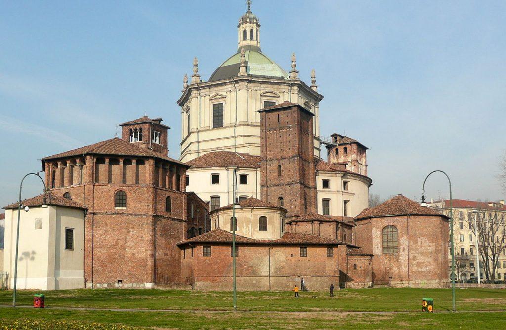 basilicadesanlorenzo