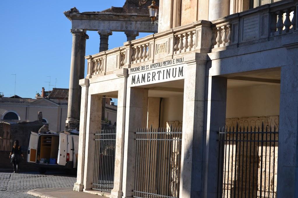 carcel mamertina-Roma