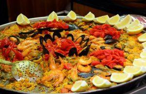 Gastronomía de España: platos típicos de la cocina española