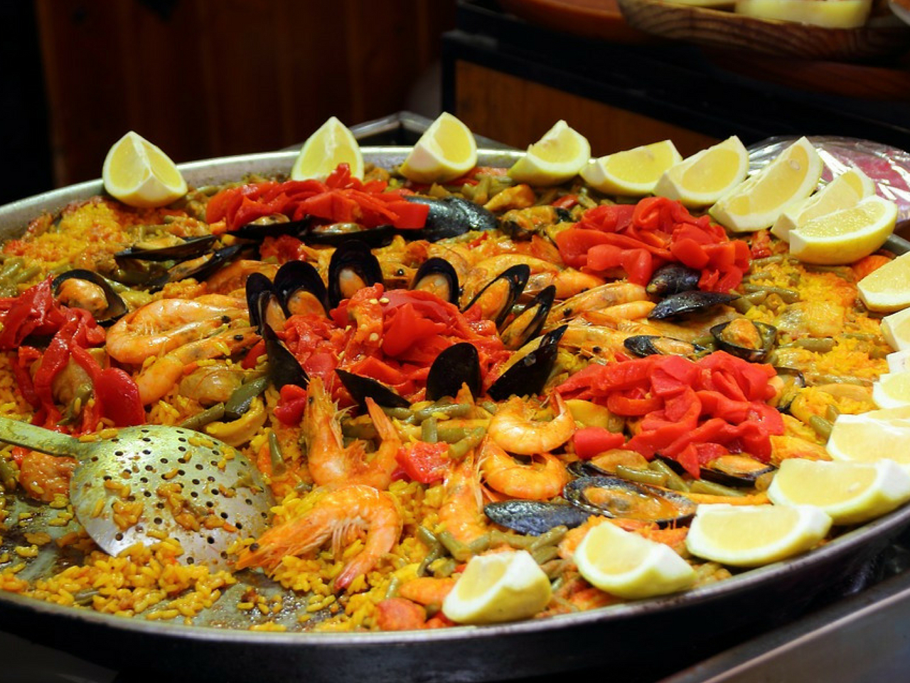 Gastronom a de espa a platos t picos de la cocina espa ola - La cocina madrid ...
