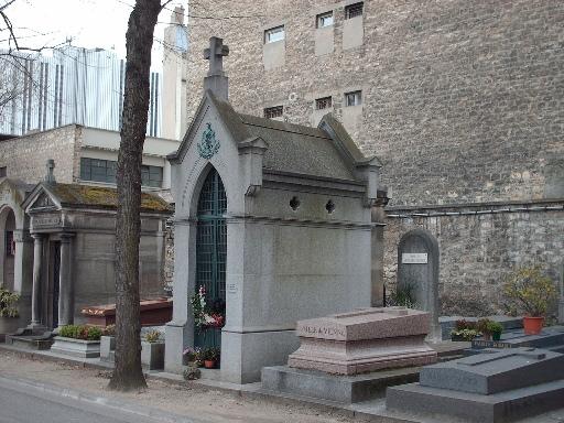 Cementerios de París