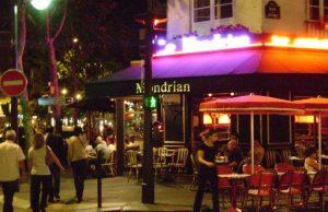 Vida nocturna de París