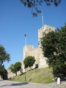 astillo de San Jorge de Lisboa