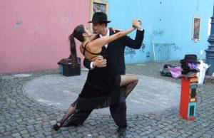 El lenguaje del tango en Buenos Aires