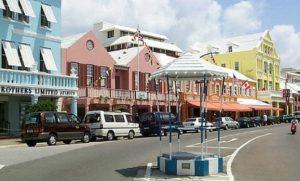 Hamilton-Bermudas