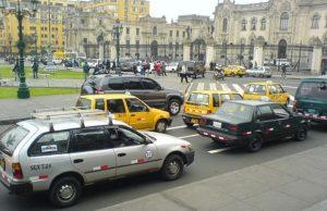 Transporte en Lima