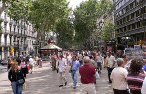 Barcelona y sus Ramblas