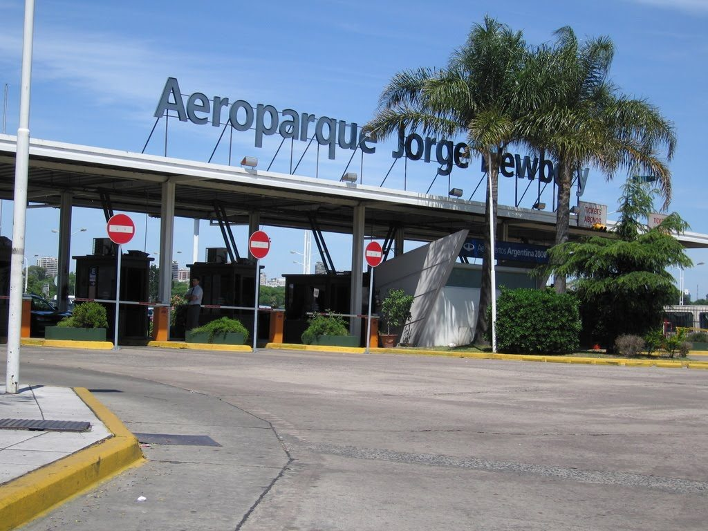 Aeroparque-Internacional-Jorge-Newbery