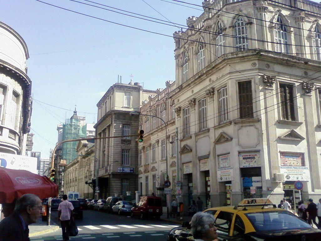 Barrio-Once