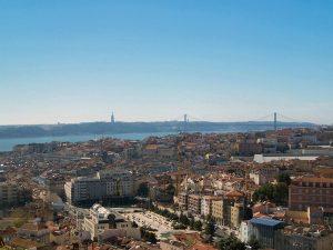 Lisboa, capital de Portugal.