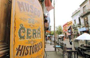 Museo Histórico de Cera (Barrio de La Boca)