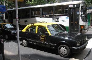Tarifas de taxis en Londres