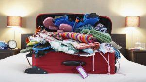 ¿Qué ropa debo llevar en mi equipaje?