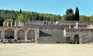 En la Antigua Grecia, era considerado un templo curativo.