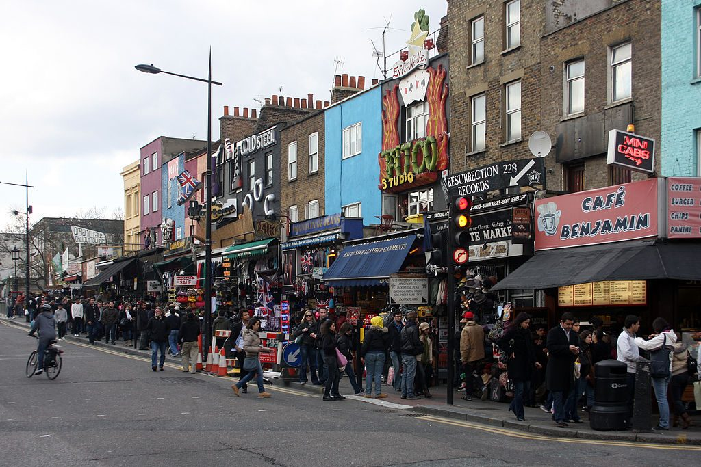 Camden-Town-Londres