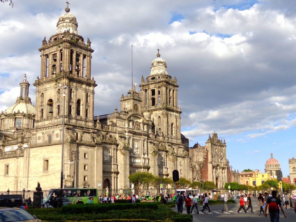 Centro-Histórico-de-Mexico