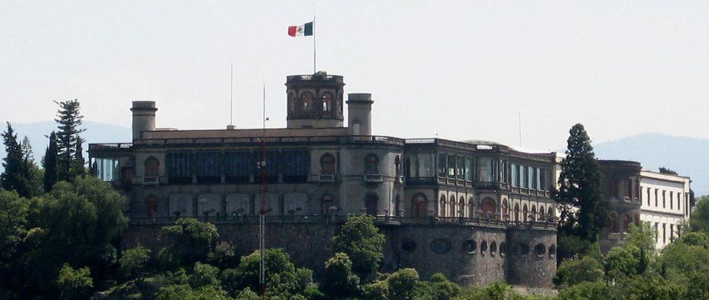 Fachada-Castillo-Chapultepec