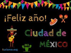 ¡Feliz año México!