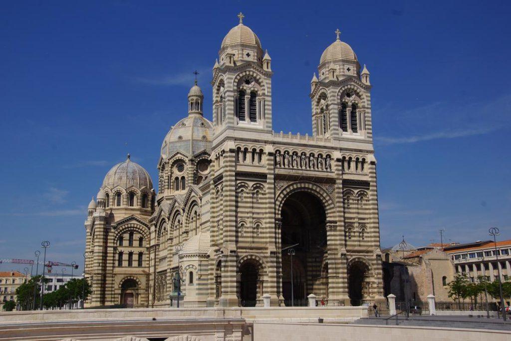 La Cathédrale Sainte-Marie-Majeure