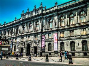 Museo Nacional de Arte de México.
