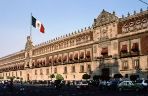 Palacio Nacional Mexico