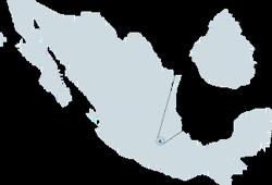 Ubicacion de la ciudad de México