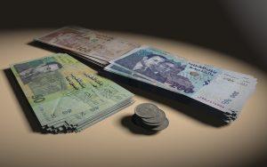 Dirham, moneda de Dubai.