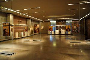 Museo Bizantino en Atenas.