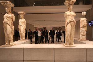 Museo de Acrópolis, es un museo arqueológico griego.