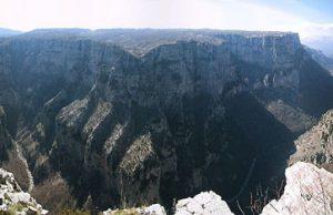 Parque Nacional Vikos-Aoos