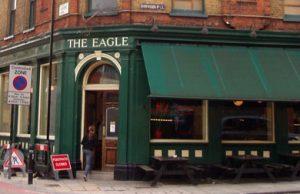 The Eagle, 159 Farringdon Road