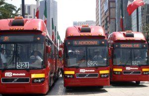 Transporte en Ciudad de México