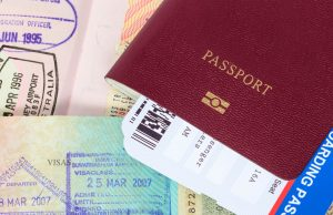 Visas y permisos para viajar a Italia.