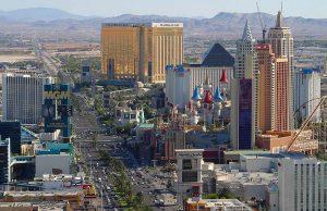 Las Vegas un emporio de luces