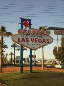 Bienvenido a las Vegas!